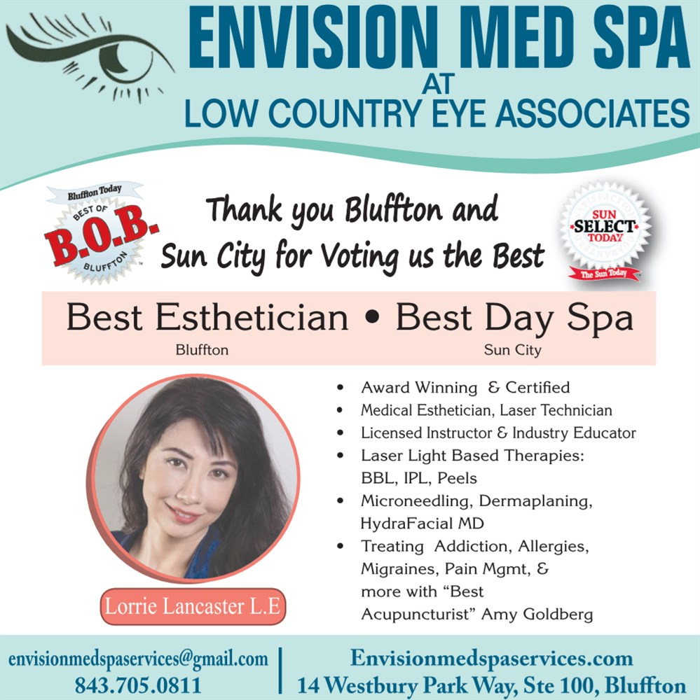 Envision Med Spa Services - Skin Care - Anti Aging